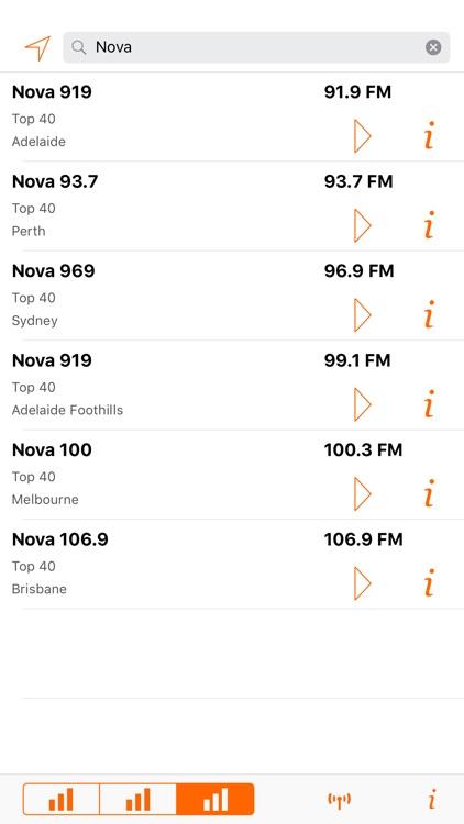 Radio Guide Australia screenshot-4
