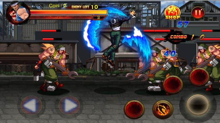 King Fighter of Street screenshot-4