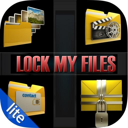 LockMyFiles Lite - Photo Video Media & Contact Secret Locker