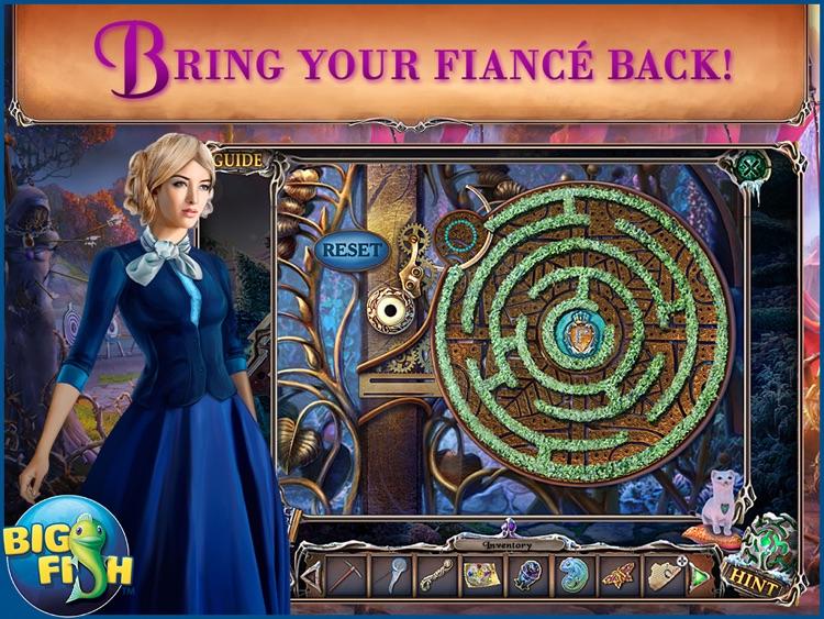 Sable Maze: Forbidden Garden HD - A Magical Hidden Object Game
