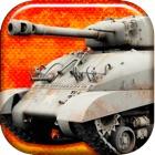 Jungle Combat Battle Hero vs Deluxe Heat Seeking Laser Tanks icon