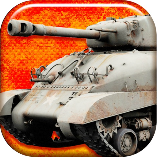 Jungle Combat Battle Hero vs Deluxe Heat Seeking Laser Tanks icon