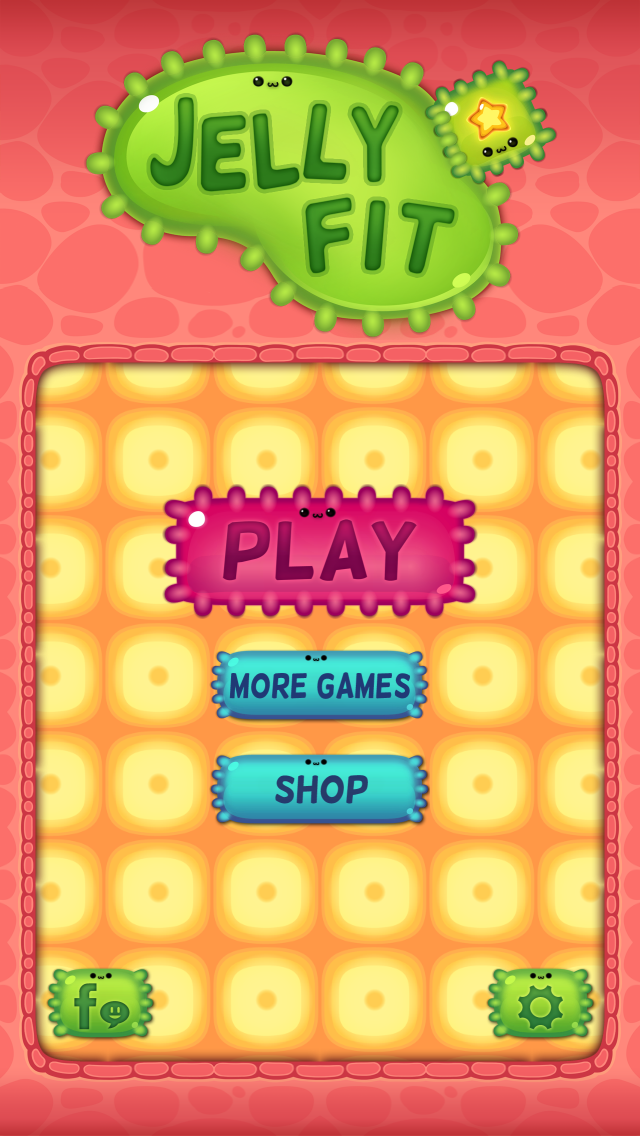 Jelly Fit - Slide to Fit the Sticky Gelatin Jellies screenshot four