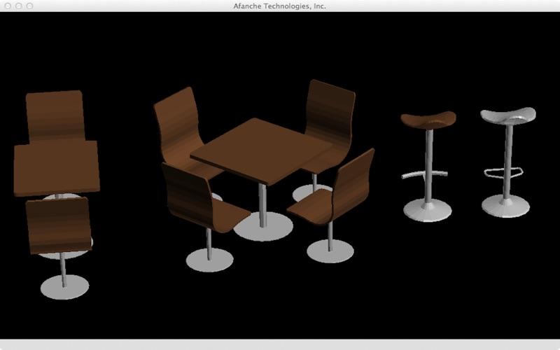 SKP Viewer 3D скриншот программы 1
