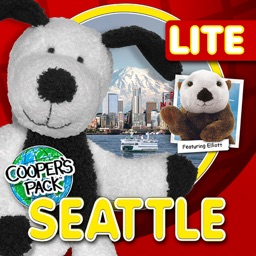 Cooper's Pack – Seattle Children's Travel Guide Lite