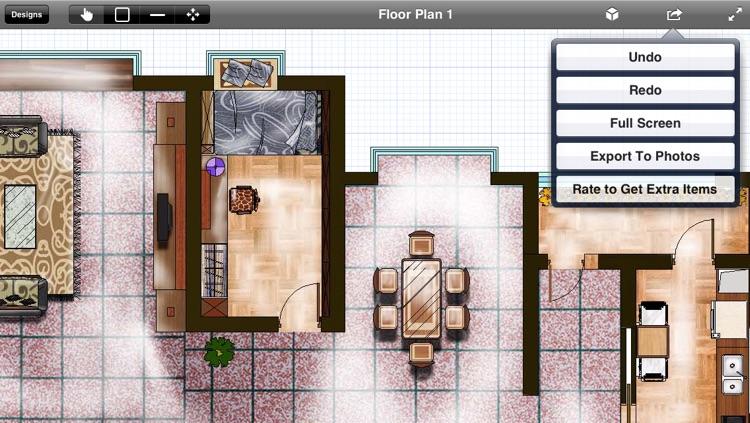 Interior Design 3D - design floor plans screenshot-4