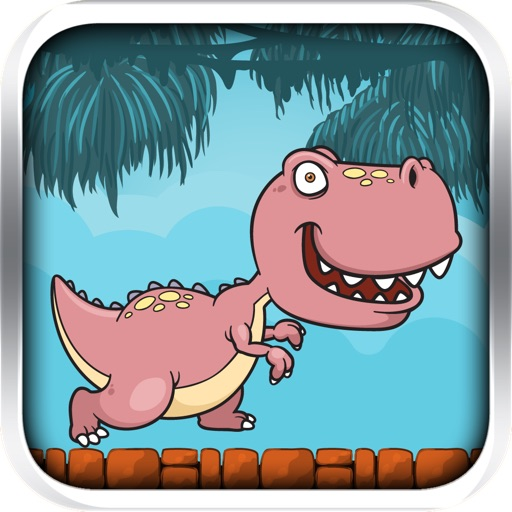 Running Dinosaur Dash icon