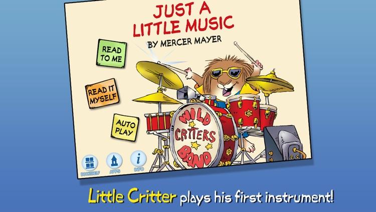 Just a Little Music - Little Critter
