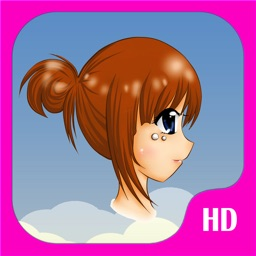Brave Girl HD - The impossible smash hit flappy party racing game free farm snappy jump bouncing quest crush 2048 bullet & rushing heroes boom cookie pipe mania saga like flying tiny birds vs fly trials birdie jam squishy bird,end of Miley Cyrus Edition