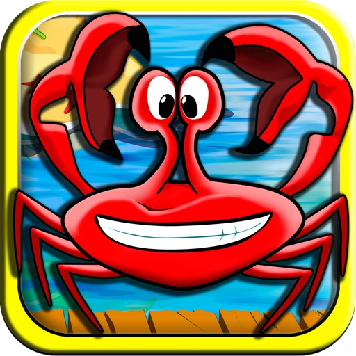 Crab Out of Water