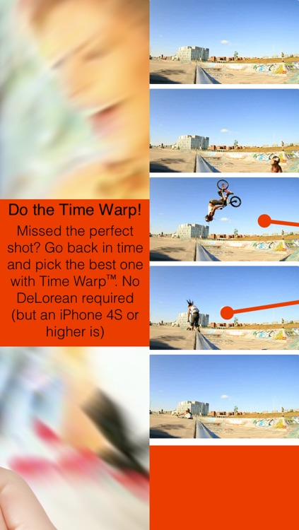 Click! 2 - the Time Warp™ camera