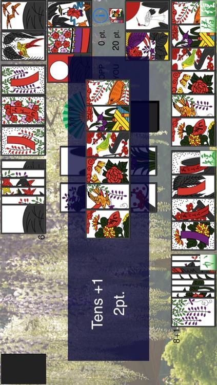 HANAFUDA Japan Free - Japanese Traditional Card Game