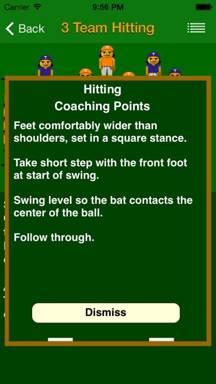 Softball Coaching Drills screenshot-3