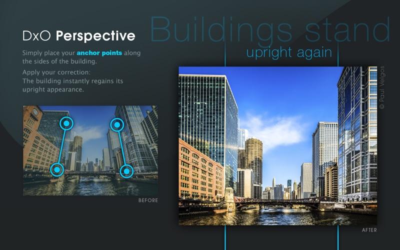 DxO Perspective Screenshot