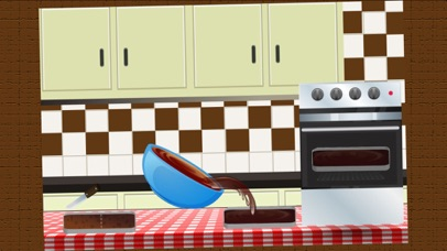 Brownie Maker - Dessert chef cook and kitchen cooking recipes game screenshot four