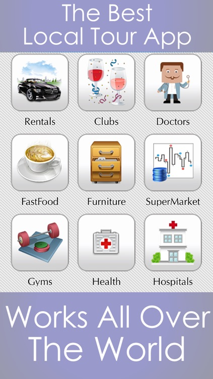 Nearby places - search , find and navigate to places near me screenshot-3