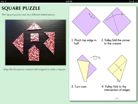 Origami Puzzles By Marc Kirschenbaum On Apple Books