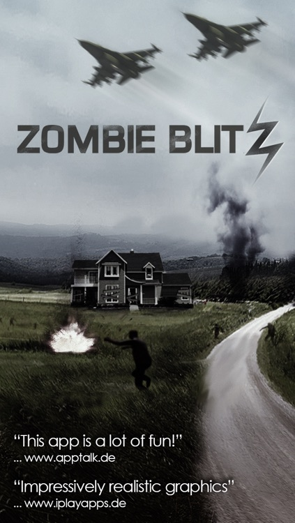 Zombie Blitz screenshot-0
