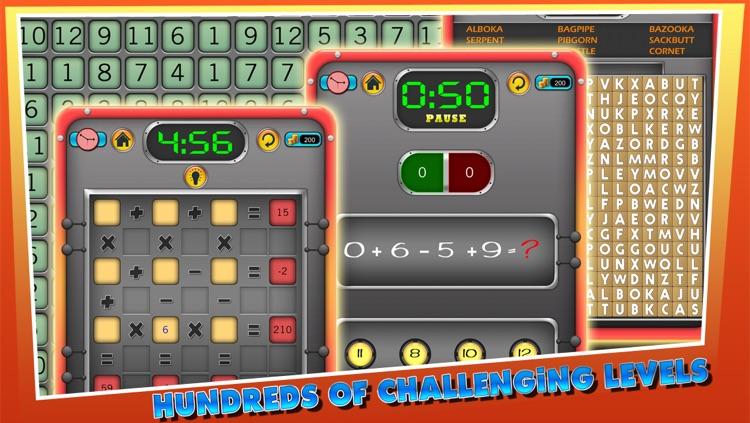 Puzzle Rush: 10 in 1 screenshot-3
