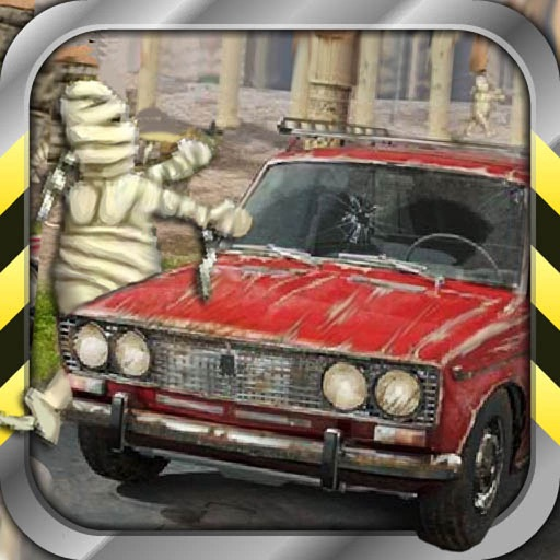 Rusty Car Adventures : Extreme Racing All Over The World! iOS App