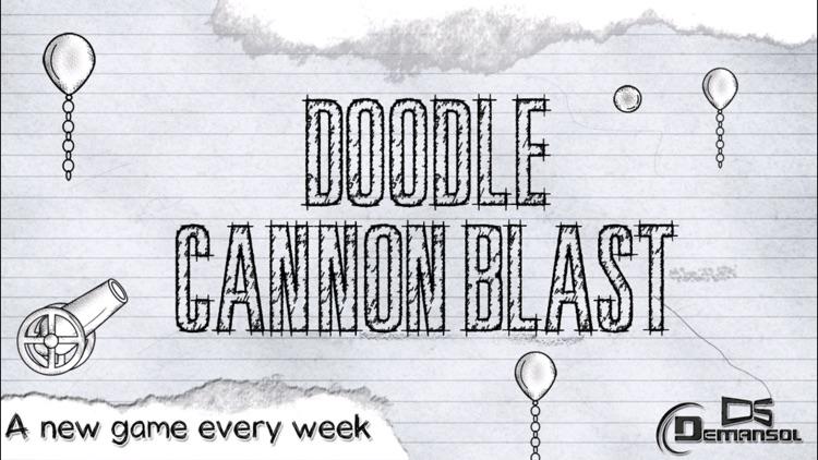 Doodle Cannon Blast
