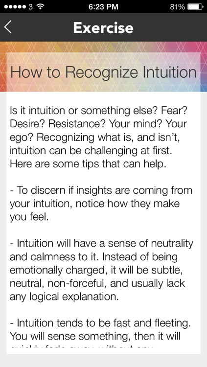 Intuition Journal – Intuition trainer with dream, synchronicity, and gratitude log screenshot-4