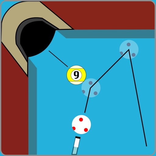 Billard Aiming Calculator Pro