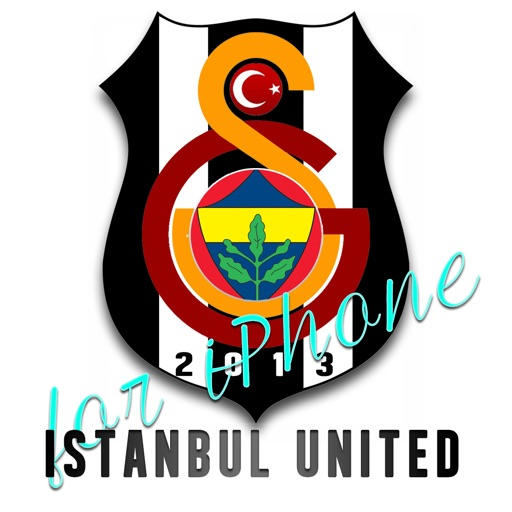 Istanbul United Wallpapers - for iPhone, iPod Touch and iOS 7