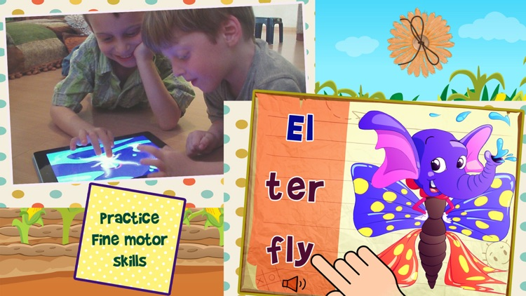 Animals Flip and Mix- ABC Cognitive Learning Game for Kindergarten and Preschool Kids