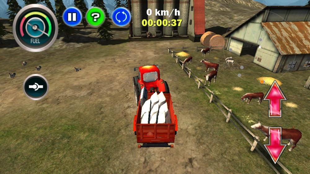 Tractor – Farm Driver 2