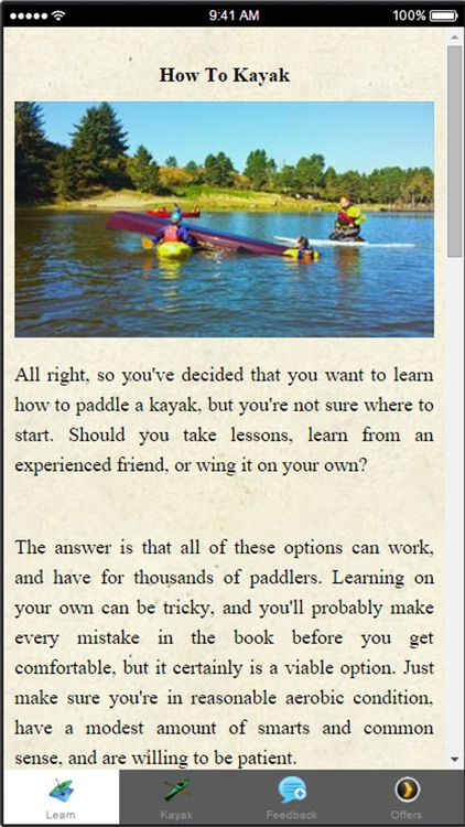 How To Kayak - Things to Know About Learning How to Kayak
