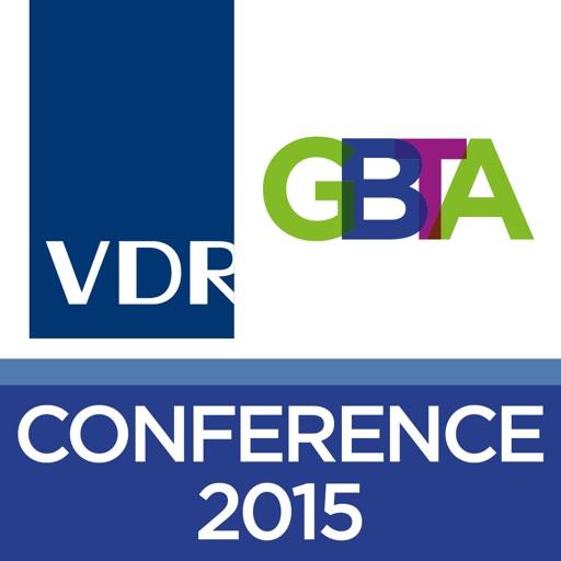 GBTA VDR 2015 | Frankfurt icon