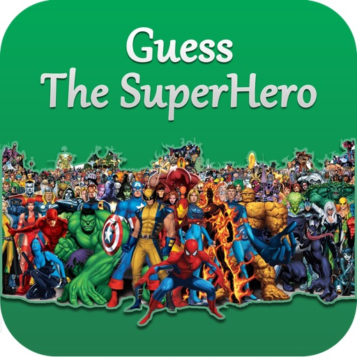Guess The SuperHeros - Puzzle Game