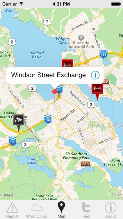 Halifax Traffic