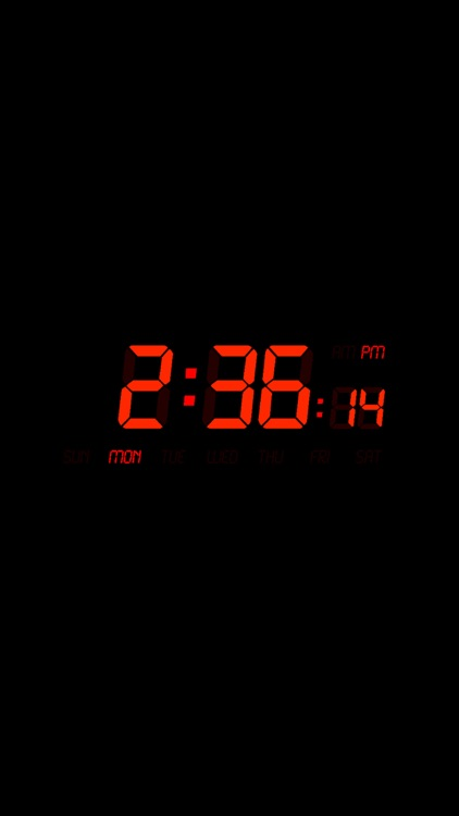 Alarm Clock Free - Wake Up with This Easy to Use Alarm Clock for iPhone, iPad and iPod Touch! screenshot-4