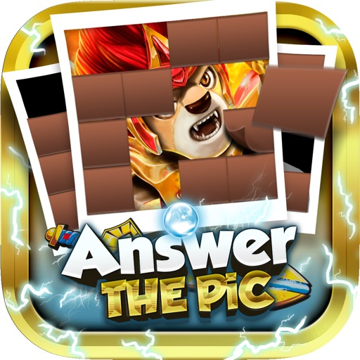 Answers The Pics Trivia Photo Reveal Games -