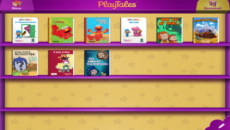 PlayTales! Kids' Books screenshot-2