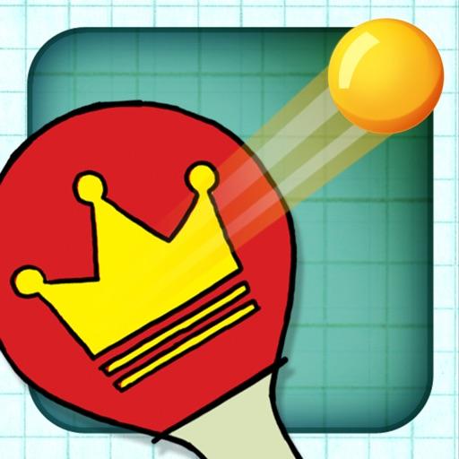 бесплатно пинг-понг игры в настольный теннис (Ping Pong Doodle Battle For The Best Top King Paddle ! - Free Fun Game)