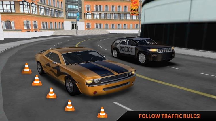Real Extreme Racing Car Driving Simulator Free 3D