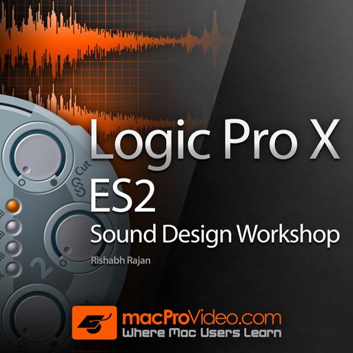 Course in Sound Design for Logic Pro X's ES2