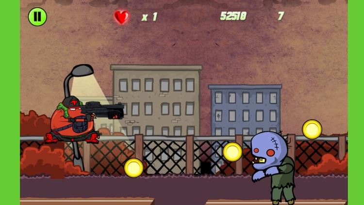 Aces Zombie Run screenshot-3