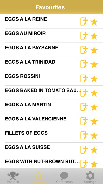 ** Egg Recipes ** screenshot-3