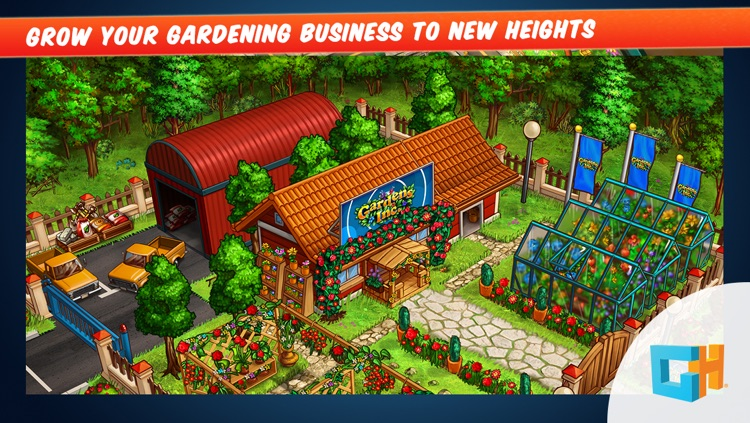 Gardens Inc. 2   The Road To Fame: A Building And Gardening Time Management