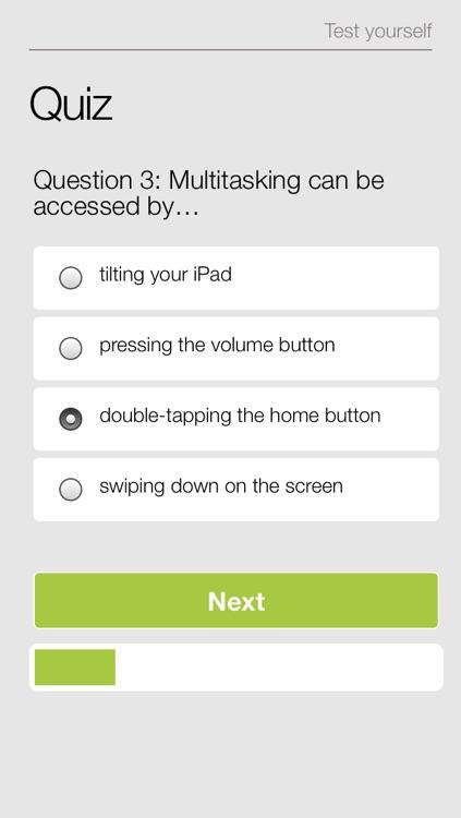 For Beginners: iPad Air Edition screenshot-4
