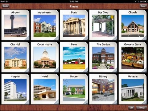 i Get... My Community Vocabulary Photo Books-ipad-0