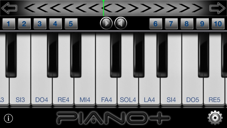 Piano++ screenshot-3