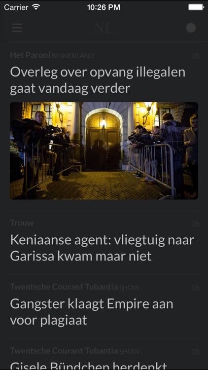 Kranten NL screenshot-4