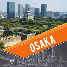 Osaka City Offline Travel Guide