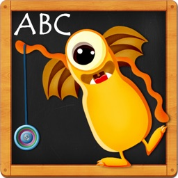 Monster ABCs – Letters Handwriting Game for Kids