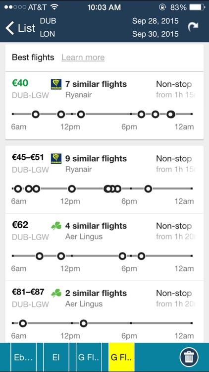Luton Airport (LTN) Flight Tracker London screenshot-3